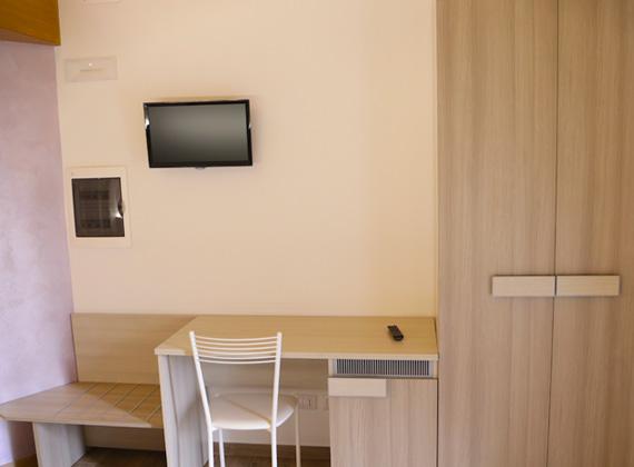 camera vicino Bergamo