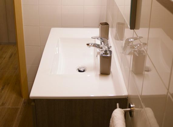 bagno privato camera matrimoniale