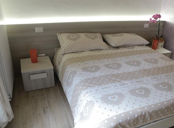 camera doppia confortevole ed accogliente