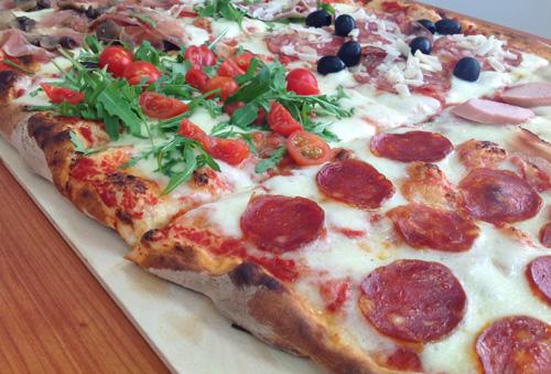 pizzeria La Voglia Matta