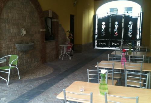 La Voglia Matta, pizzeria e caffetteria vicino al B&B La ca' del Giopì